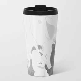 If Every Living Thing Dies Alone, What Am I Doing Here? Travel Mug