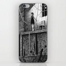 Puppet Theatre iPhone & iPod Skin