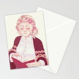Lucy Heartfilia Stationery Cards