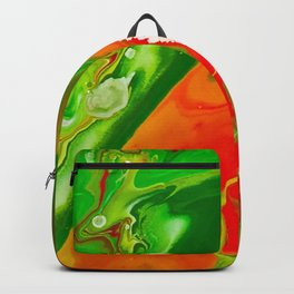 Emerald Marble Backpack