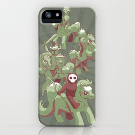 My Little Apocalypse iPhone Case