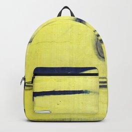 Vancouver street art Backpack