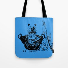 Happy To Bear It With You Tote Bag