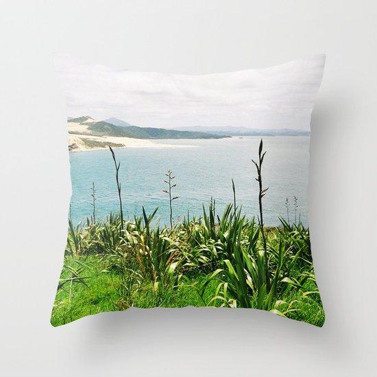 Opononi Throw Pillow