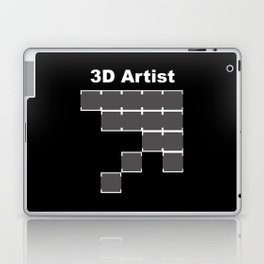3D Artist Laptop & iPad Skin