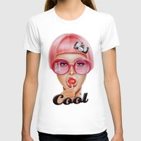 hot T-shirts featuring Cool Redux by Giulio Rossi