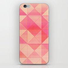 Pink : Pattern iPhone & iPod Skin