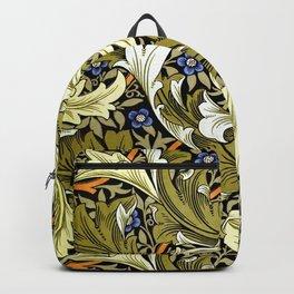 Granville by John Henry Dearle for William Morris Backpack