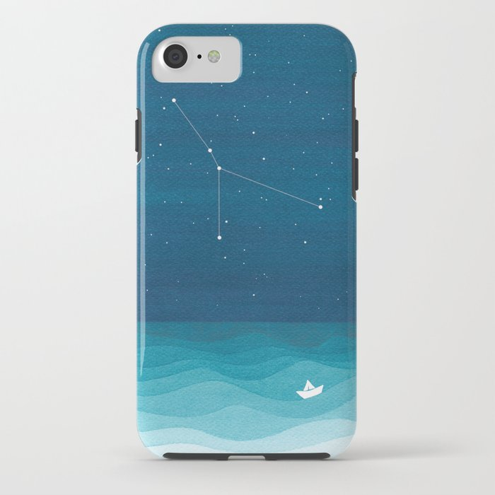 cheap for discount 92bc8 eab88 Cancer zodiac constellation iPhone Case by vapinx | Society6