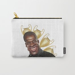 Clarence Seedorf Caricature Carry-All Pouch