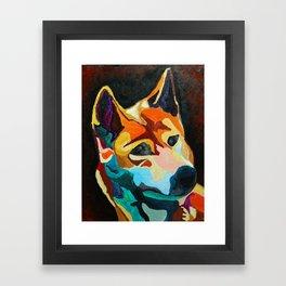 dingo Framed Art Print