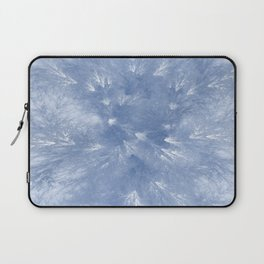 Cyan Splendor Laptop Sleeve