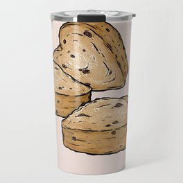 Q is for Queen Cake Travel Mug