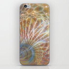 Dopplered Calliope iPhone Skin