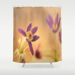 Fine Flower in Detail  Shower Curtain