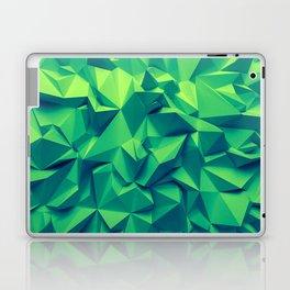 Weed Peaks Laptop & iPad Skin