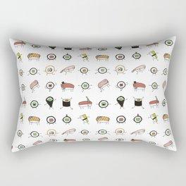 Hooray! Sushi! Rectangular Pillow