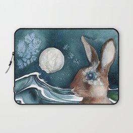 Barnacle Bunny Laptop Sleeve