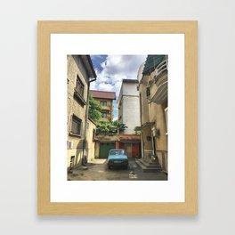 BUCHAREST #3 Framed Art Print