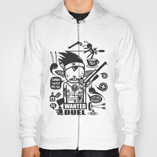 SORRY I MUST KILL YOU ! - DUEL Hoody