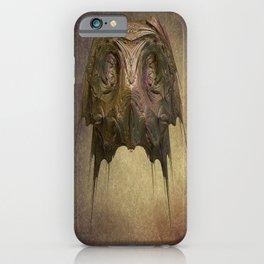 Owl Mask iPhone Case