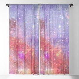 NEBULA NEW YORK Sheer Curtain
