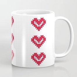HEARTS VALENTINES Coffee Mug