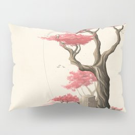 Revenge of the nature III: Fishing memories in the old world Pillow Sham