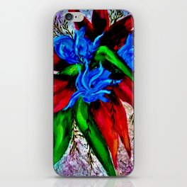 Flower Fantasy iPhone Skin