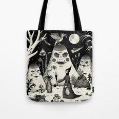 Outcry of the Island Tote Bag