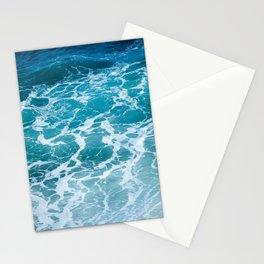 Ocean Waves in Hawaii Stationery Cards