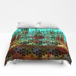 Southwest Icicles Comforters