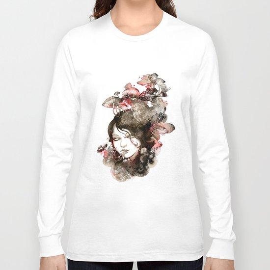 Metamorphosis of a fading memory Long Sleeve T-shirt