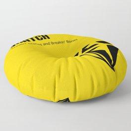 Snatch Floor Pillow