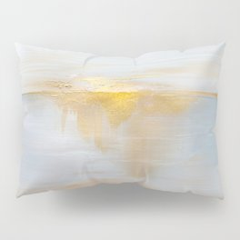 Gold Sunset Pillow Sham