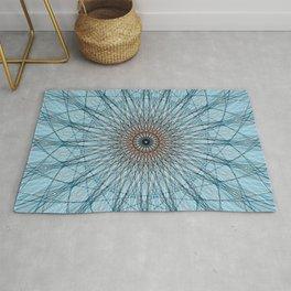 Geometric Abstract Art - c15724 Rug
