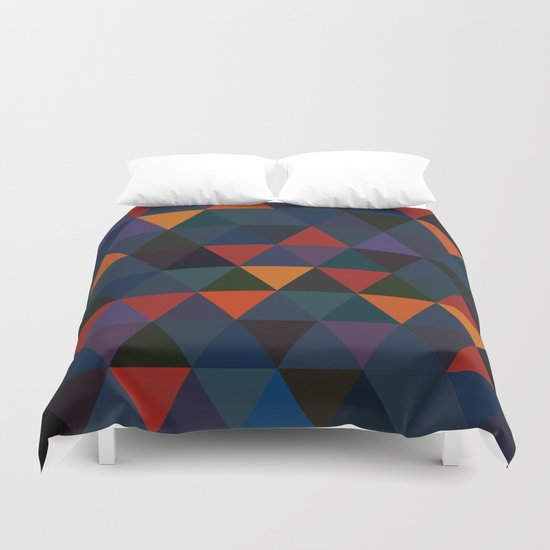 Abstract #308 Duvet Cover