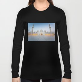 Sheikh Zayed Mosque Long Sleeve T-shirt