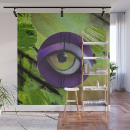 eye only II Wall Mural
