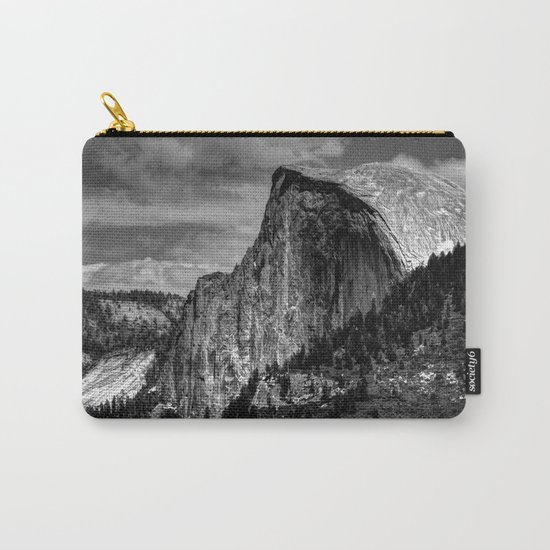 Half Dome Chrome Carry-All Pouch