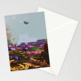 Goodmorning Lemuria Stationery Cards