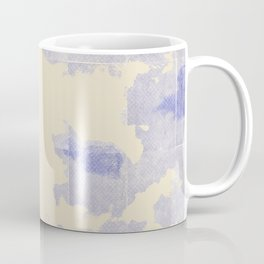 Cloudy Pixel Coffee Mug