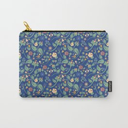 Scandinavian paisley Carry-All Pouch