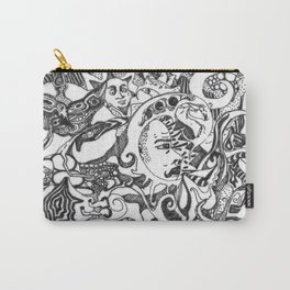 PARANOID DAYDREAM Carry-All Pouch