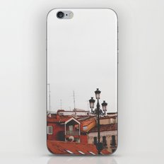 Calle Mayor iPhone & iPod Skin