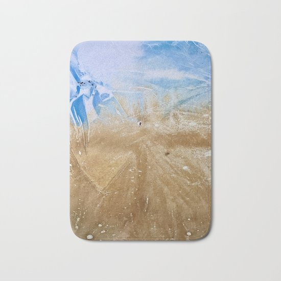 Take me to the beach, Leave me there alone Bath Mat