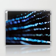 shades of blue Laptop & iPad Skin