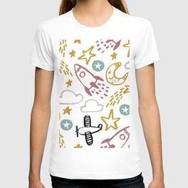 Happy Rocket T-shirt