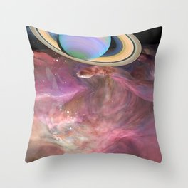 What a planet Throw Pillow