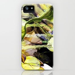 Reality with Contrast iPhone Case